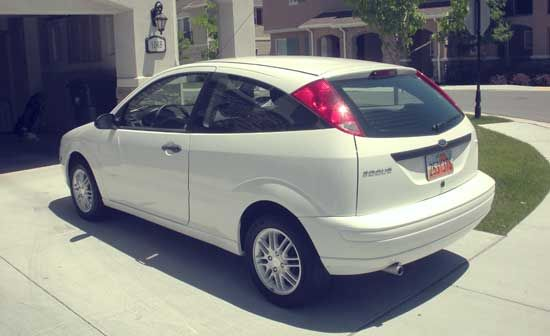 Our Ford Focus