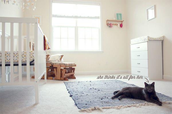 The Full Baby Nursery Room