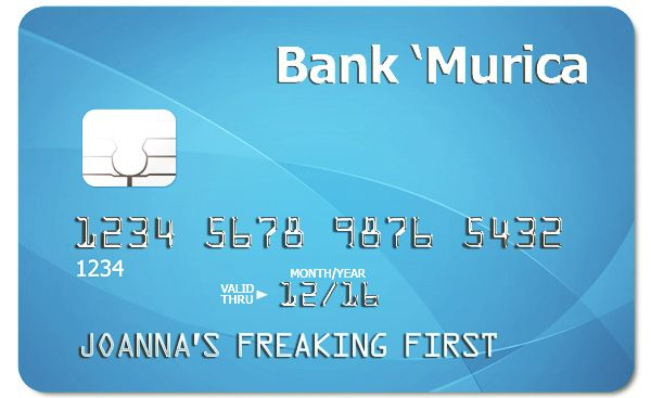 First Credit Card