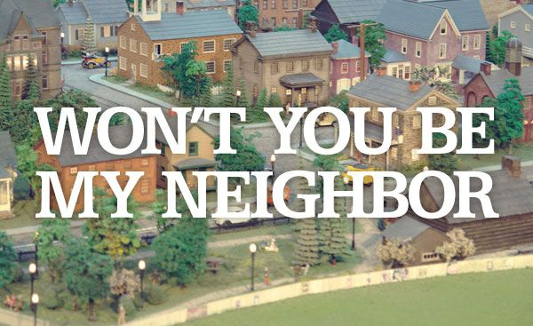 Making the most of your neighbor