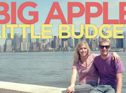 Big Apple, Little Budget