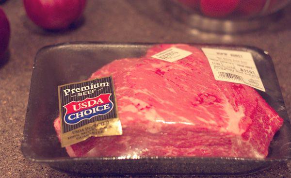 Valentine's Day roast