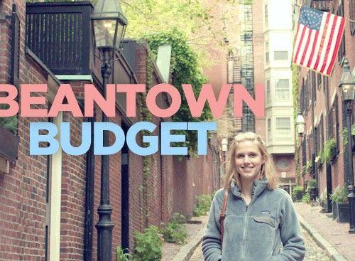 Beantown Budget