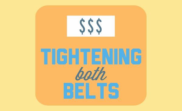 Tightening Both Belts