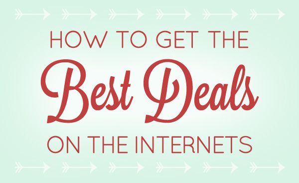 How to Get the Best Deals Online