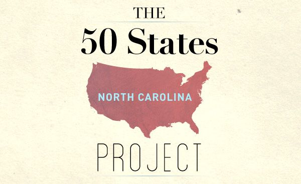 The 50 States Project: North Carolina