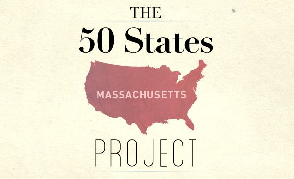 The 50 States Project: Massachusetts