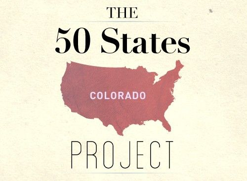 50 States Project: Colorado