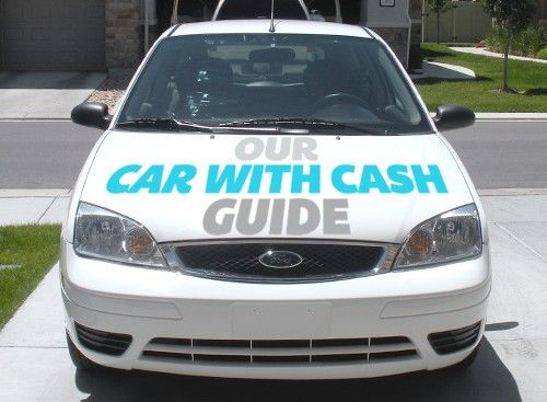 Our Car with Cash Guide