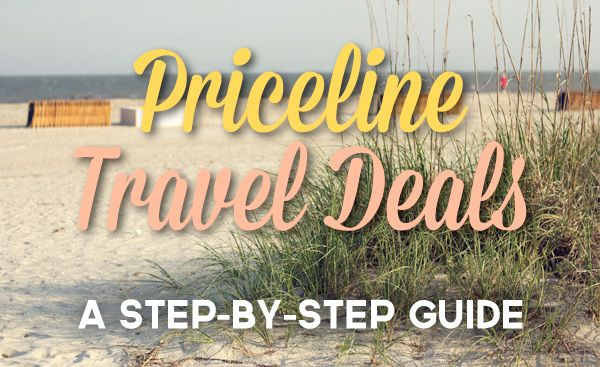 Priceline Travel Deals