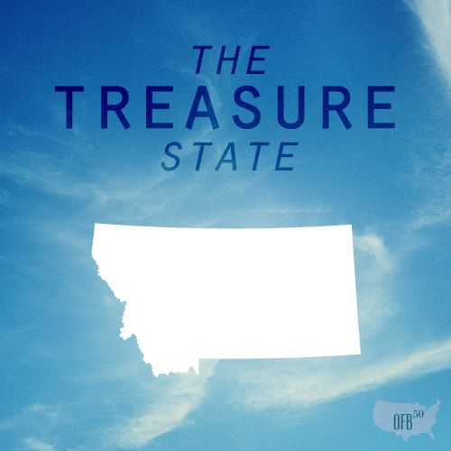 The Treasure State