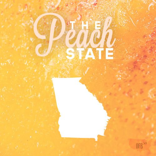The Peach State