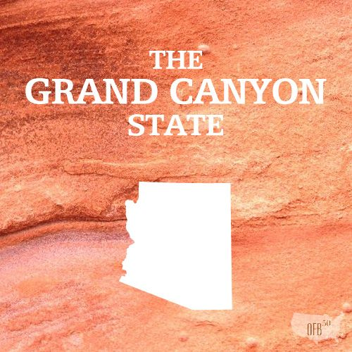 The Grand Canyon State