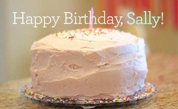 Happy Birthday, Sally!