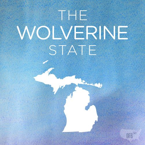 The Wolverine State