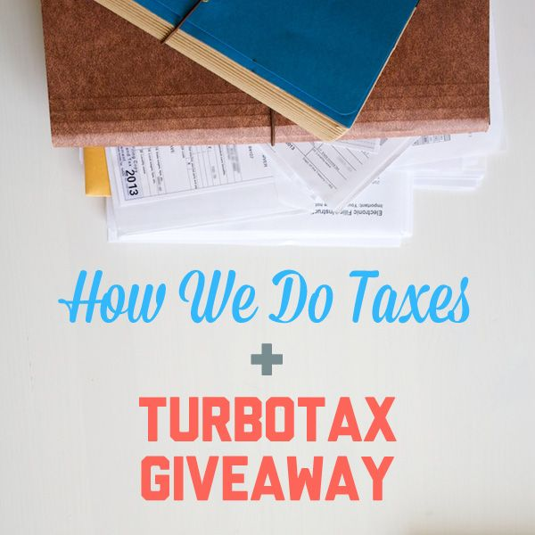 TurboTax Premier giveaway on OurFreakingBudget.com!