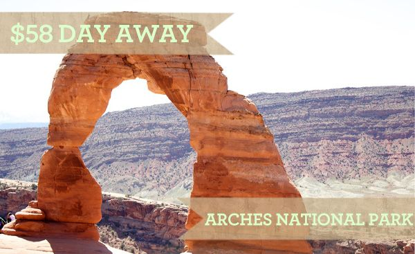 Day Away Arches National Park