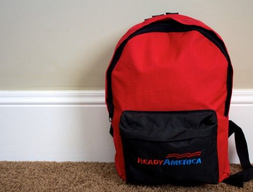 Ready America Backpack