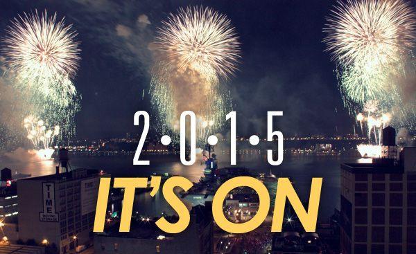 2015 It's On
