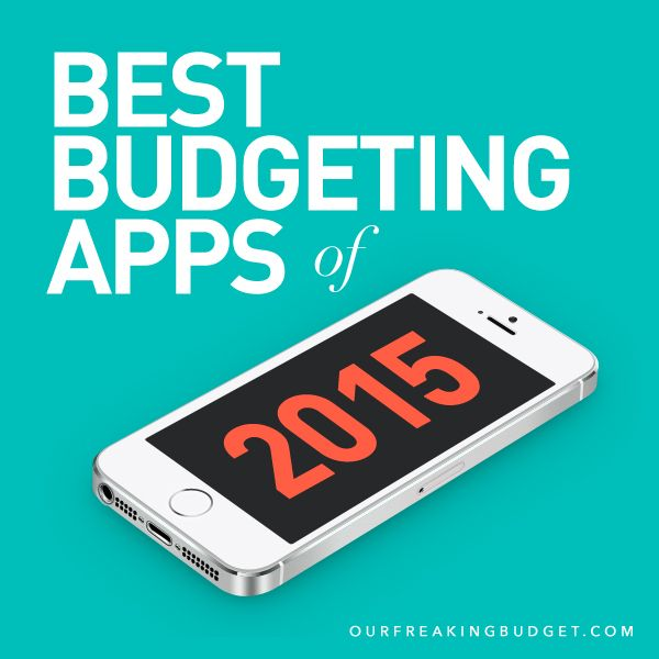 Best Budgeting Apps of 2015