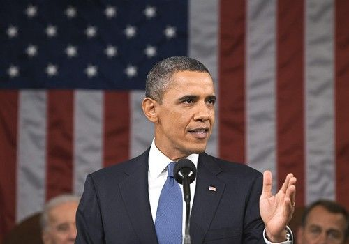 President Obama State of the Union