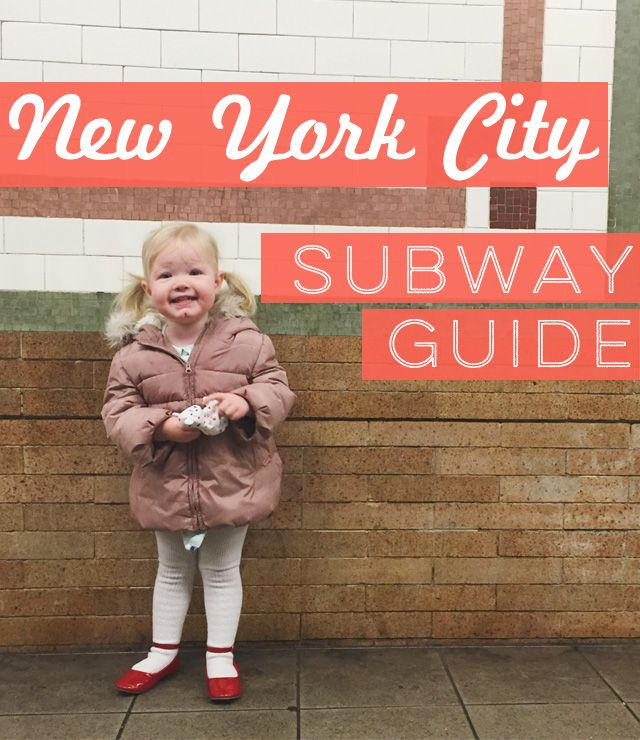 New York City Subway Guide