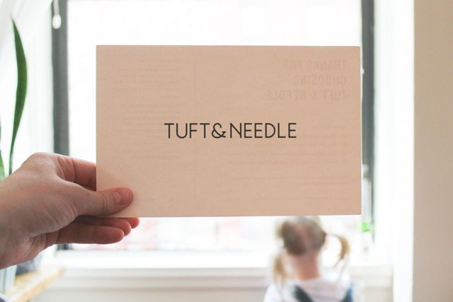 Toddler Vs Twin Tuft Amp Needle Giveaway Our Freaking Budget