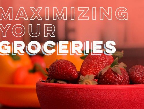 Maximizing Your Grocery Budget