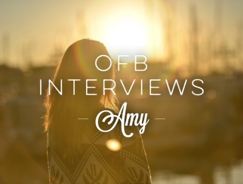 OFB Interviews: Amy