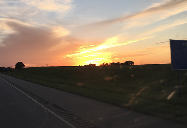 Middle of Nebraska