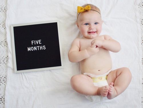 Wynn Five Months