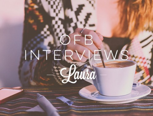 OFB Interviews Laura