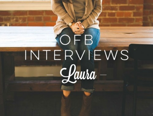 OFB Interviews Laura P.